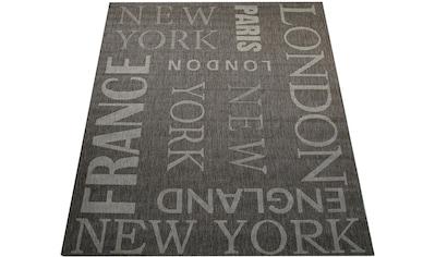 Teppich, »Country 675«, Paco Home, rechteckig, Höhe 10 mm, maschinell gewebt kaufen
