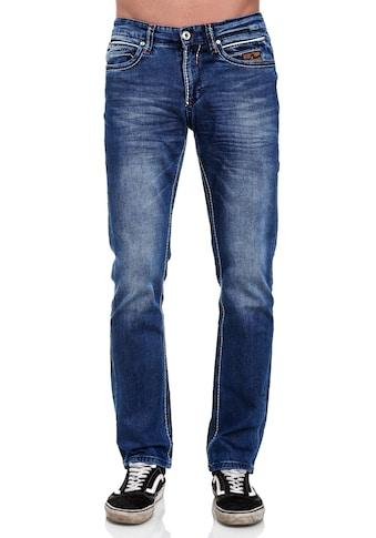 Rusty Neal Straight-Jeans »Almota«, in klassischem Design kaufen