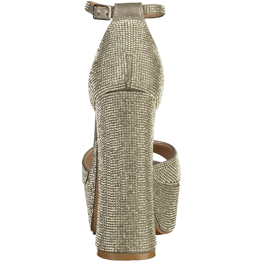 STEVE MADDEN Peeptoepumps »Textil«