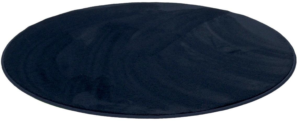 Living Line Teppich Sweety rund, rund, 15 mm Höhe, Soft Touch Velours, Wohn günstig online kaufen