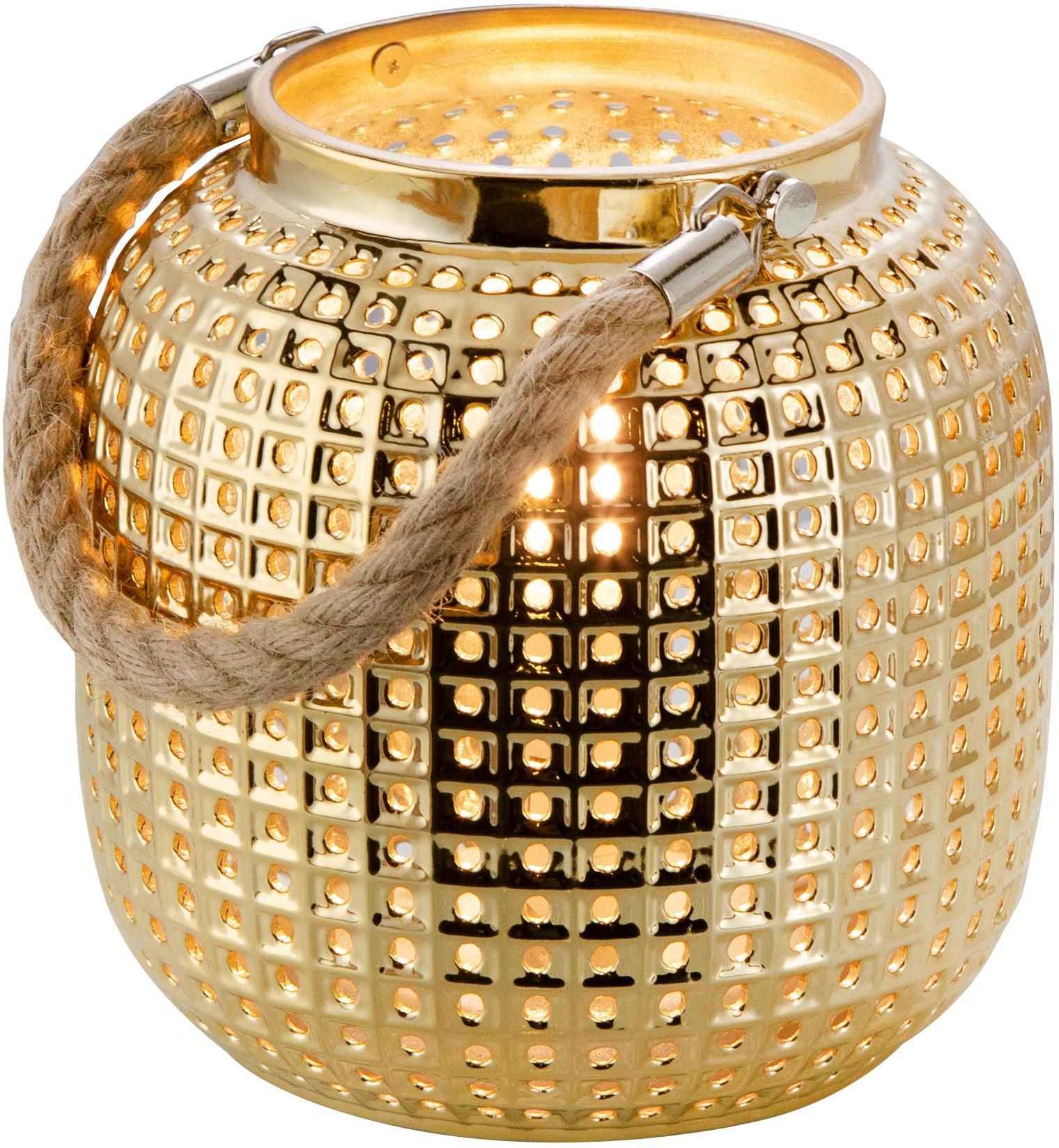Nino Leuchten Tischleuchte Bola, E14, 1 St.