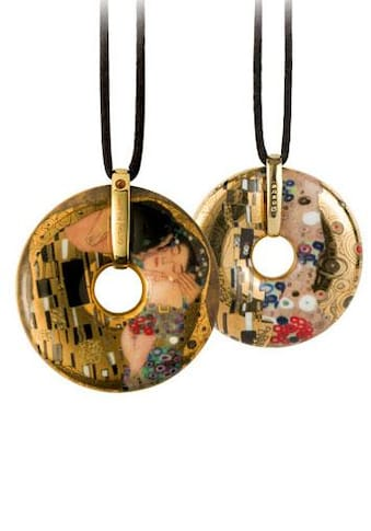 Goebel Kette mit Anhänger »Der Kuss, Artis Orbis Gustav Klimt, 66989575« kaufen