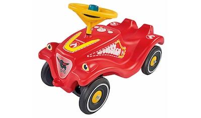 BIG Rutscherauto »BIG-Bobby-Car-Classic Feuerwehr«, Made in Germany; mit Licht- und... kaufen