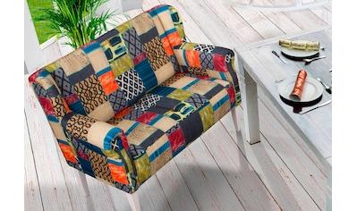 Home affaire 2-Sitzer »Moro«, mit Federkern kaufen