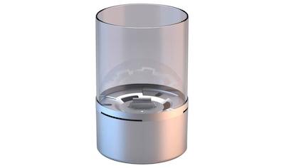 TENDERFLAME Tischfeuer »Turm«, Edelstahl, mit Glasring kaufen