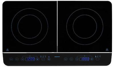 Medion® Doppel - Induktionskochplatte MD 15324 kaufen