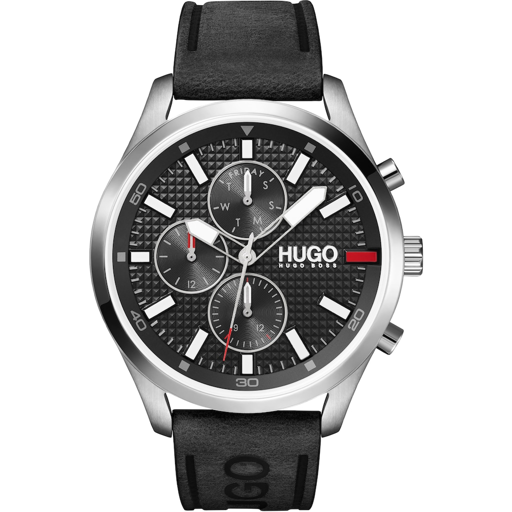 HUGO Multifunktionsuhr »#CHASE, 1530161«