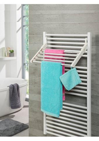 Ruco Heizungswäschetrockner, Aluminium/Kunststoff, verstellbar in der Breite kaufen