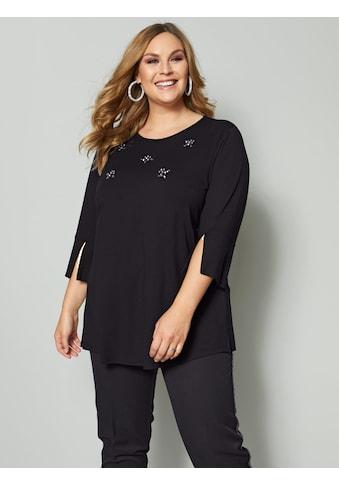 Sara Lindholm by Happy Size Blusenshirt kaufen
