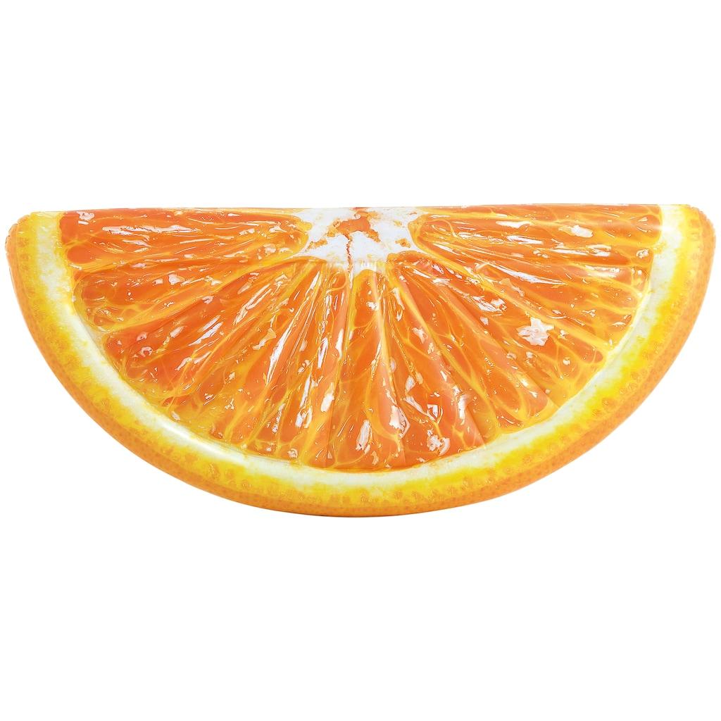 Intex Luftmatratze »Orange Slice«, 178x85 cm