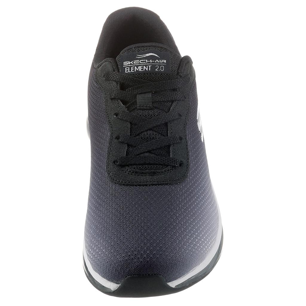 Skechers Sneaker »SKECH-AIR ELEMENT 2.0«, mit Farbverlauf