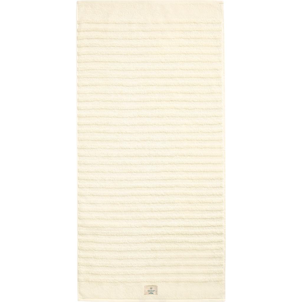 Dyckhoff Handtuch Set »Wecycled«, GOTS-zertifiziert