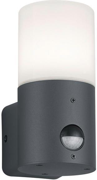 TRIO Leuchten Außen-Wandleuchte HOOSIC, E27, inkl. Bewegungsmelder