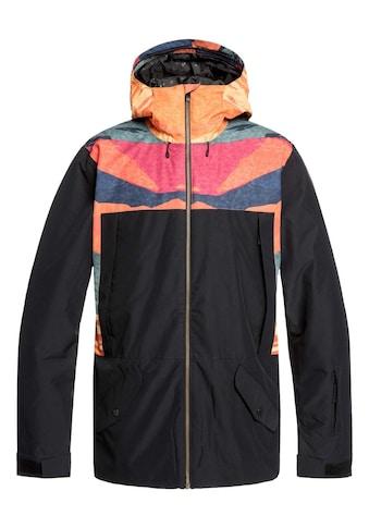 Quiksilver Snowboardjacke »TR Ambition« kaufen