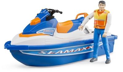 """Bruder® Spielzeug - Jetski """"Personal Water Craft mit Fahrer"""" kaufen"""
