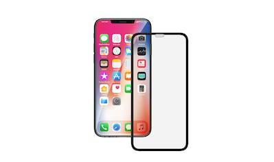 XLAYER Schutzfolie »Displayschutz Glass 3D Curved iPhone (X/XS) Clear« kaufen