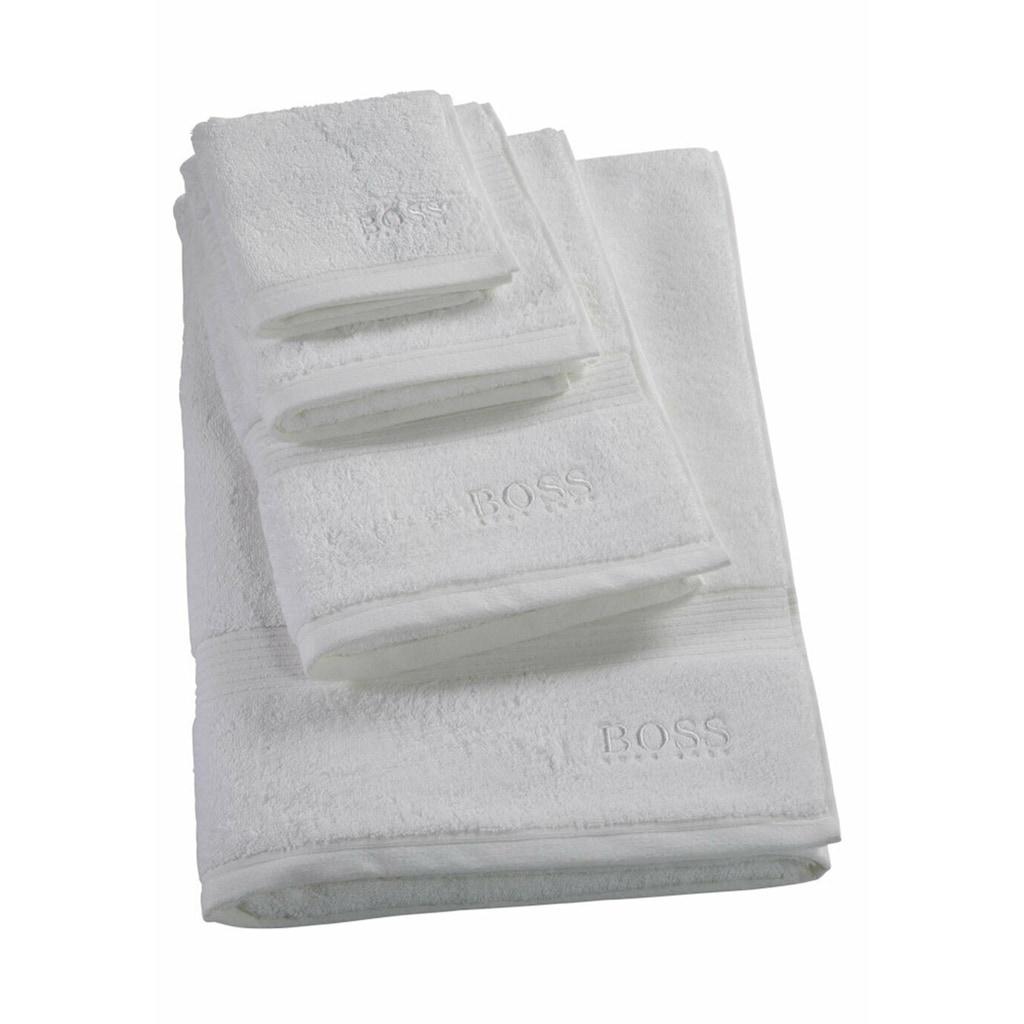 Hugo Boss Home Waschlappen »LOFT 4-tlg.«