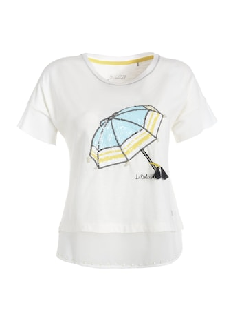 TUZZI Shirt mit Sonnenschirm Motiv kaufen