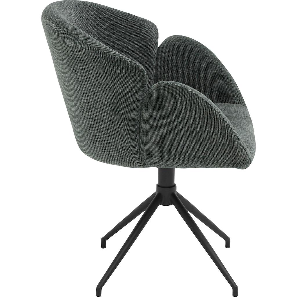 INOSIGN Drehstuhl »Zanna«, in zeitlosem Design