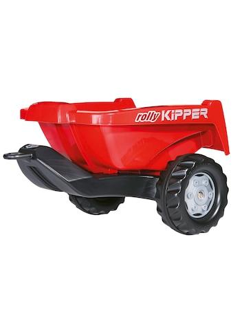Rolly Toys Kinderfahrzeug-Anhänger »Kipper II«, für Trettraktoren kaufen