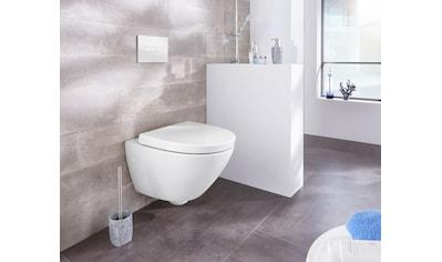 Wand WC »Spring«, Toilette spülrandlos, inkl. WC - Sitz mit Softclose kaufen
