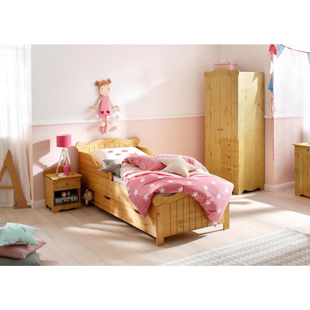 Home affaire Begrenzungsleiste »Ieva«, passend zum Ieva Bett