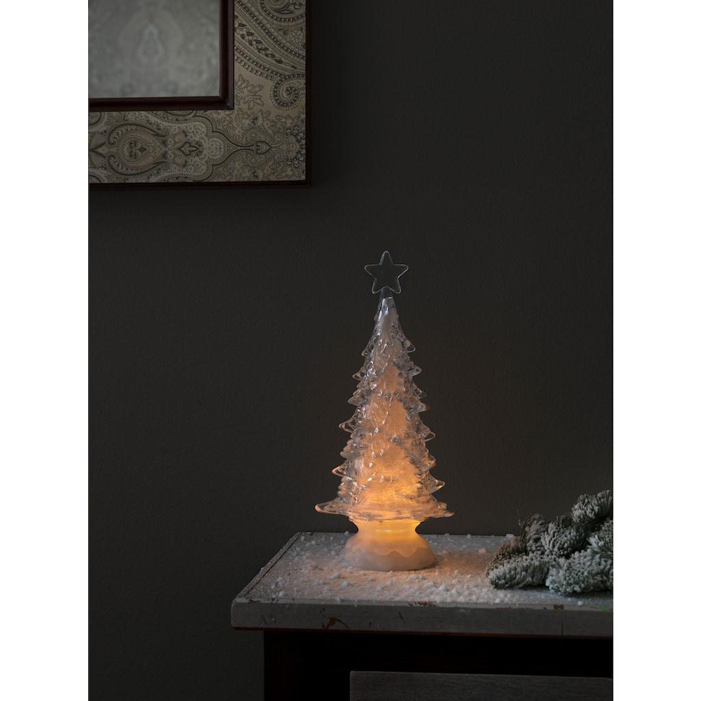 KONSTSMIDE LED Weihnachtsbaum, rotierend
