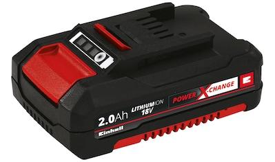 Einhell Akku, 18,0 V, Power X-Change, 18 V, 2,0 Ah kaufen