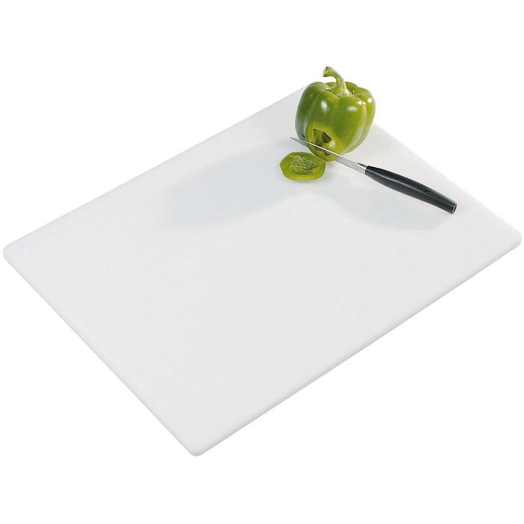 KESPER for kitchen & home Tranchierbrett »Profi«, Gr. 50 x 38 cm