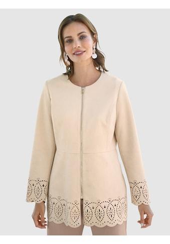 Paola Longblazer, mit Cut-Out Bordüre kaufen