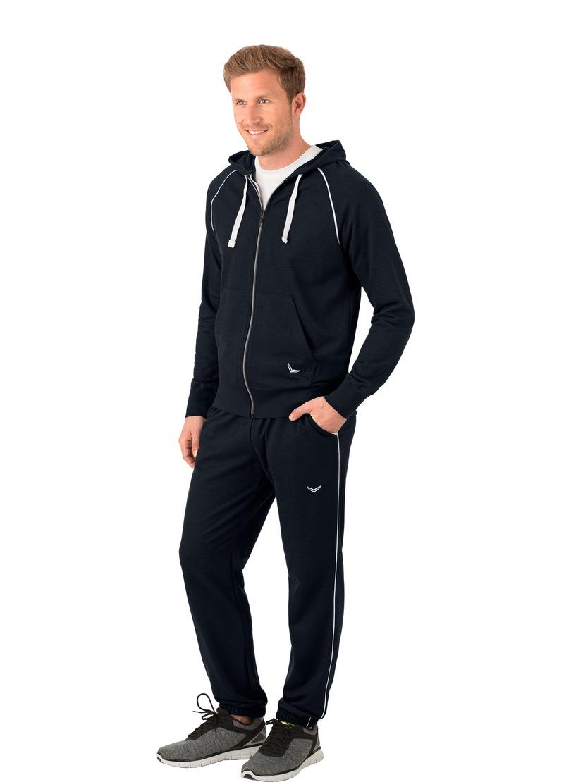 Trigema Jogginganzug mit Kapuze | Sportbekleidung > Sportanzüge > Jogginganzüge | Trigema