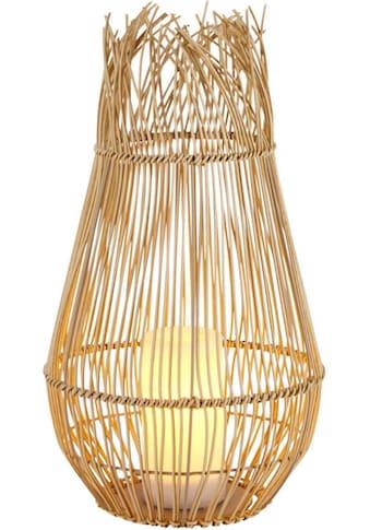 Außen-Tischleuchte »Tahiti«, Warmweiß, mit LED-Kerze kaufen