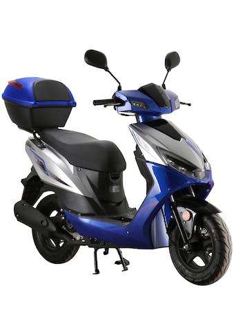 GT UNION Motorroller »Sonic X 45«, 50 cm³, 45 km/h, Euro 5, 3 PS, mit Topcase kaufen