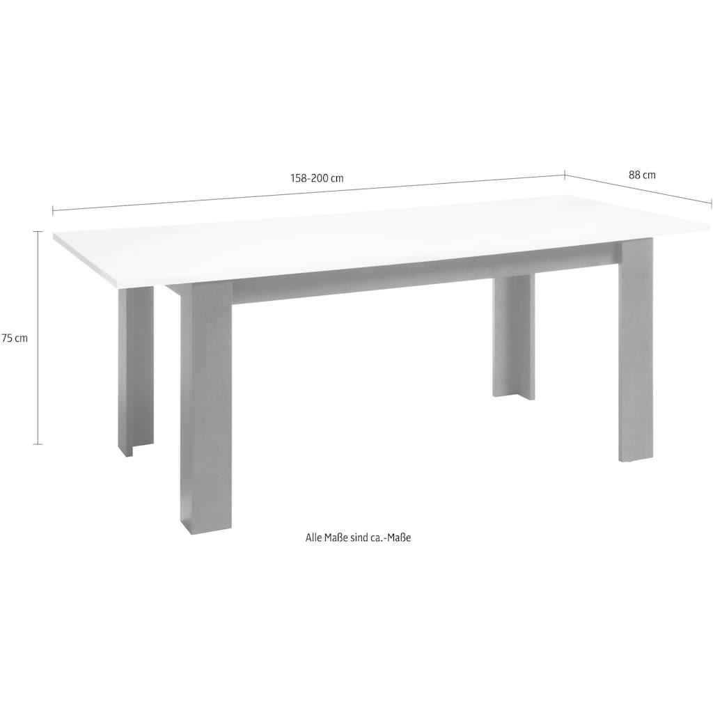 INOSIGN Esstisch »Etero«, Breite 88 cm
