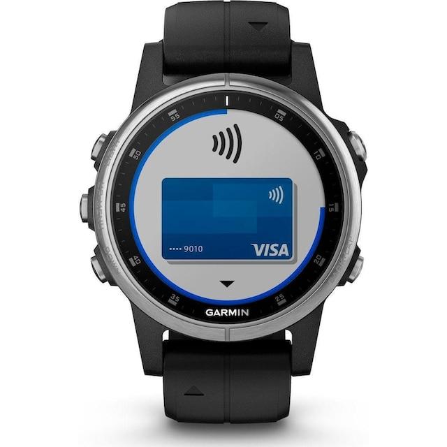 Garmin fenix 5S Plus Smartwatch (3 cm / 1,2 Zoll)