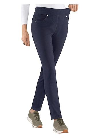 Classic Basics Stretch - Jeans mit Dehn - Einsatz kaufen