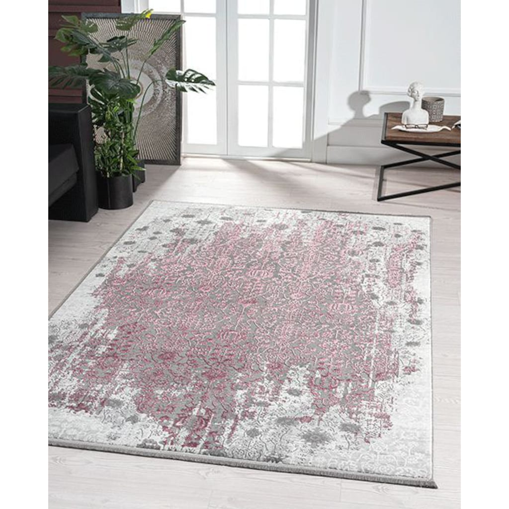 merinos Teppich »Granada 33370«, rechteckig, 8 mm Höhe