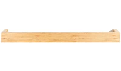 WENKO Handtuchhalter »Bambusa«, BxTxH: 60x5x9 cm kaufen