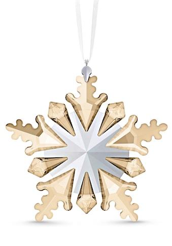 Swarovski Dekofigur »Winterliches Funkeln Ornament, 5535541«, Swarovski® Kristall kaufen