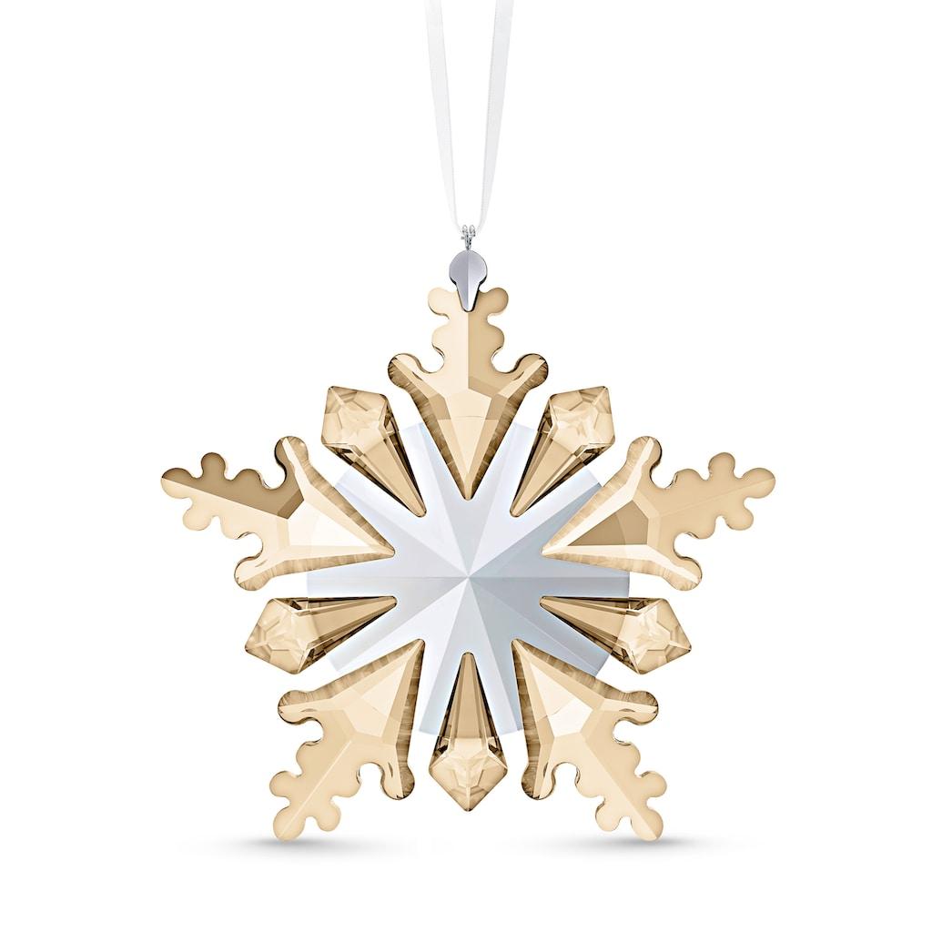 Swarovski Dekofigur »Winterliches Funkeln Ornament, 5535541«, Swarovski® Kristall
