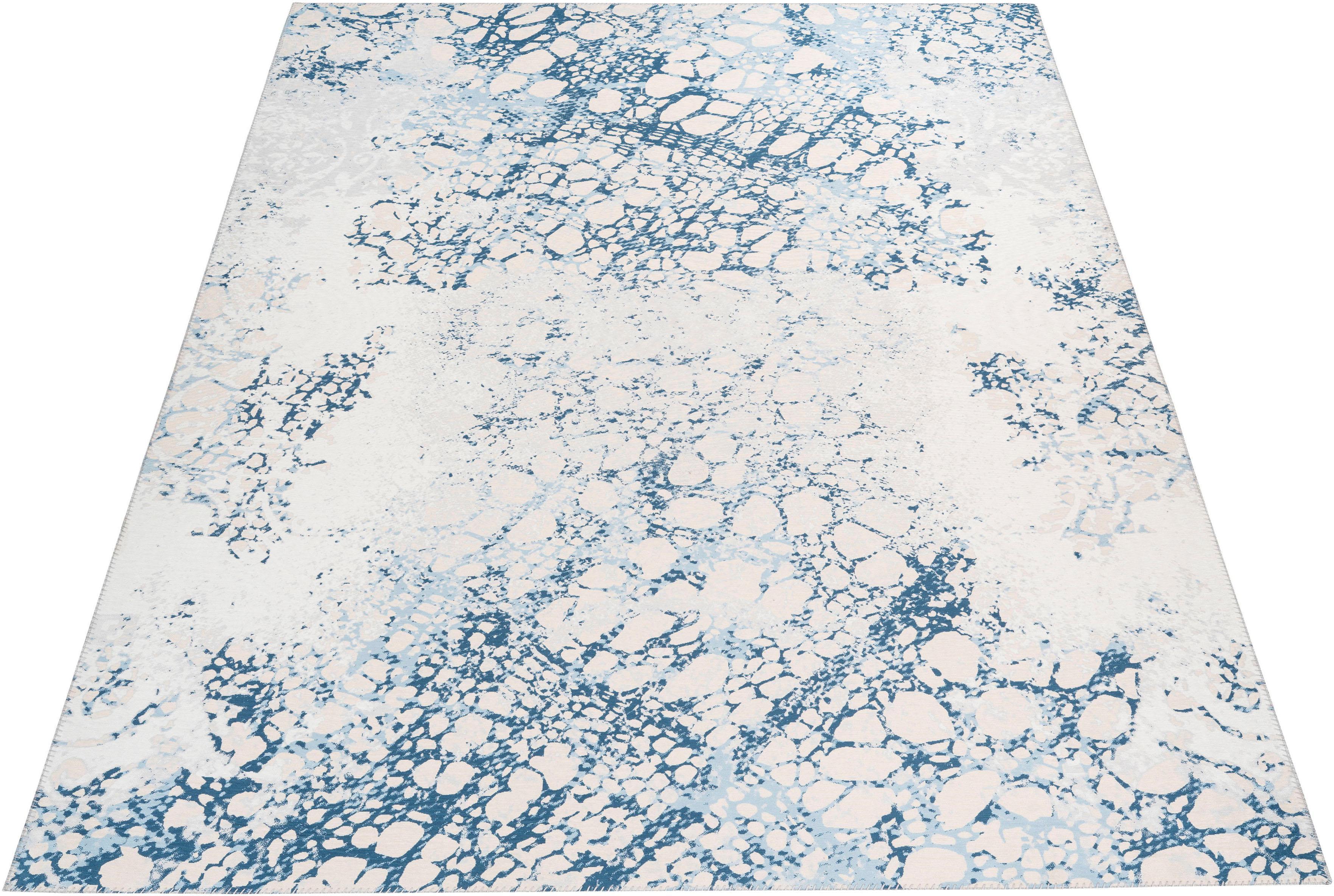 Teppich Dante my home rechteckig Höhe 6 mm maschinell gewebt
