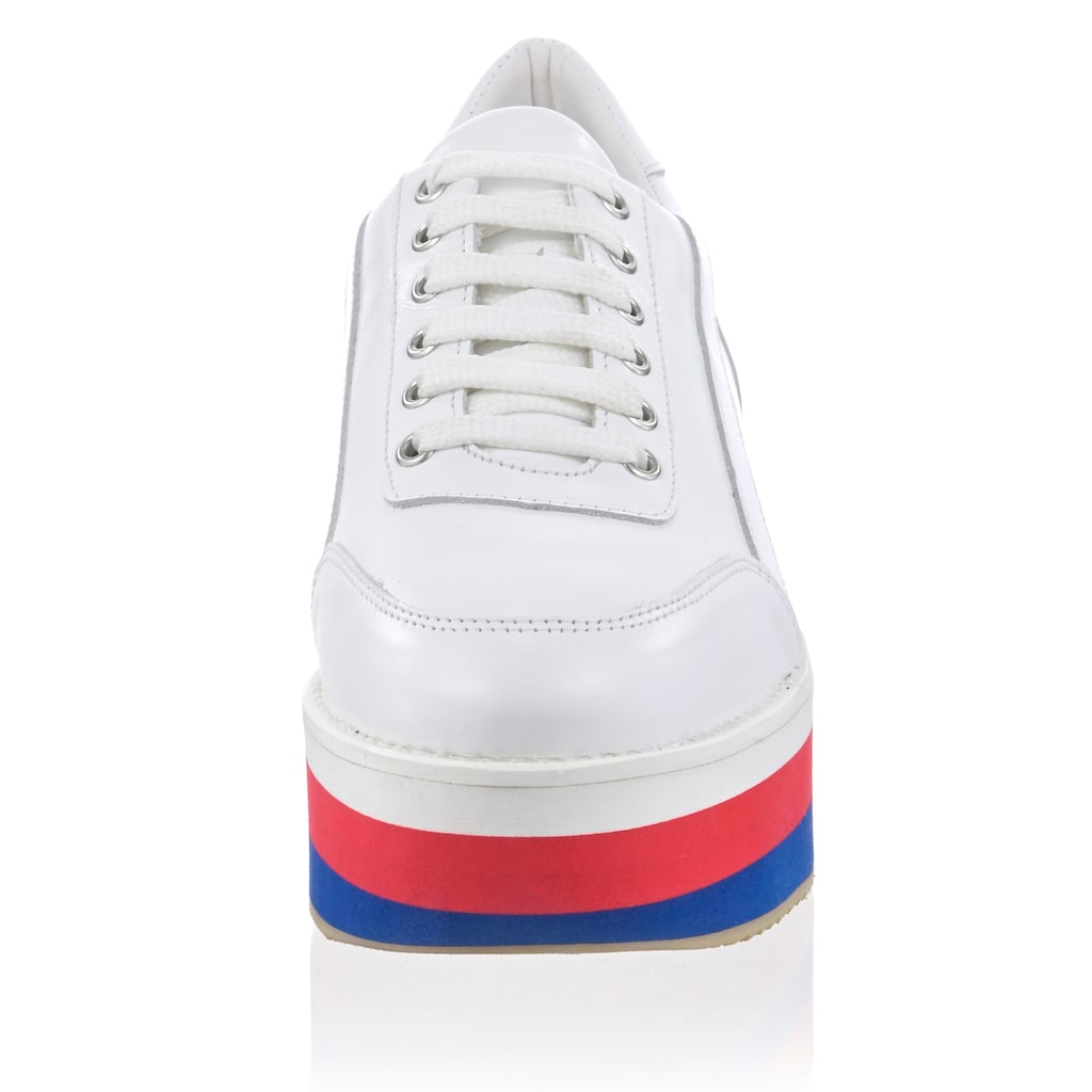 Alba Moda Sneaker, mit Streifensohle