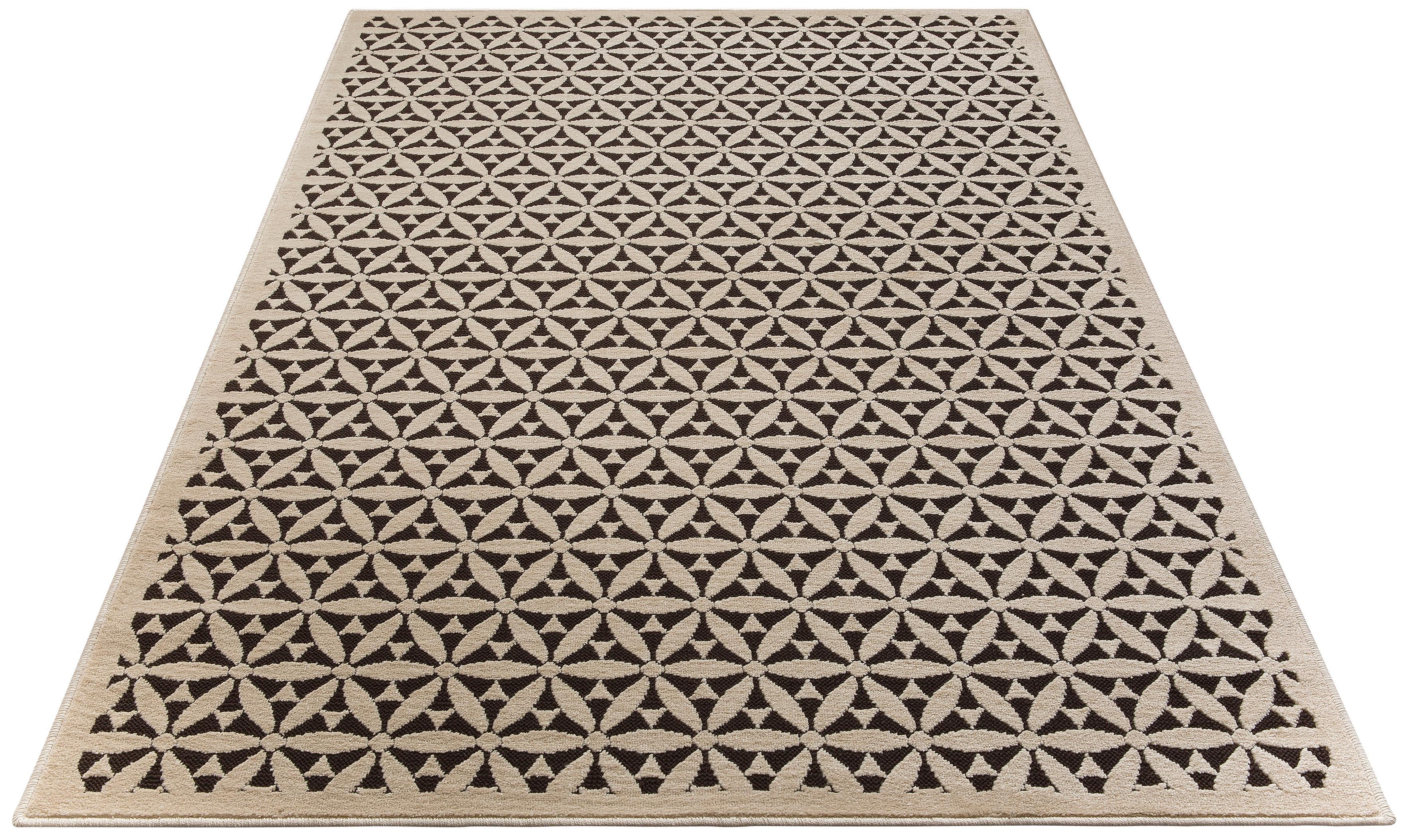 Teppich Idir my home rechteckig Höhe 7 mm maschinell gewebt