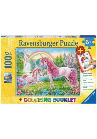 """Ravensburger Puzzle """"Magische Einhörner"""" kaufen"""