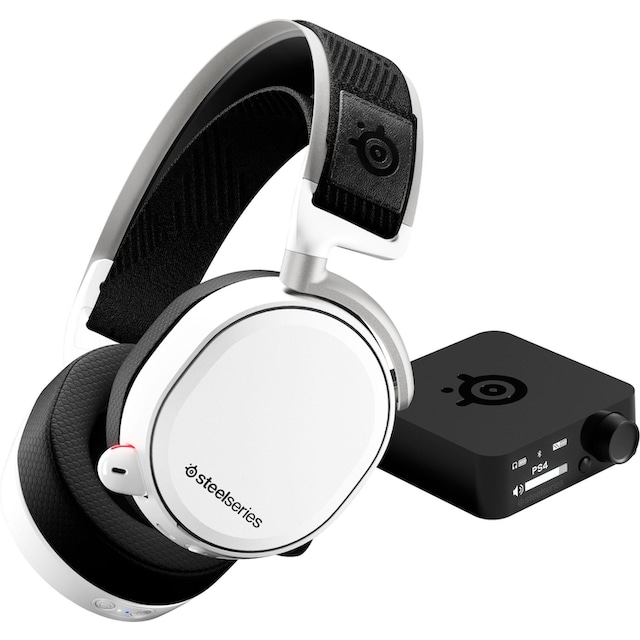 SteelSeries »Arctis Pro Wireless White« Gaming-Headset