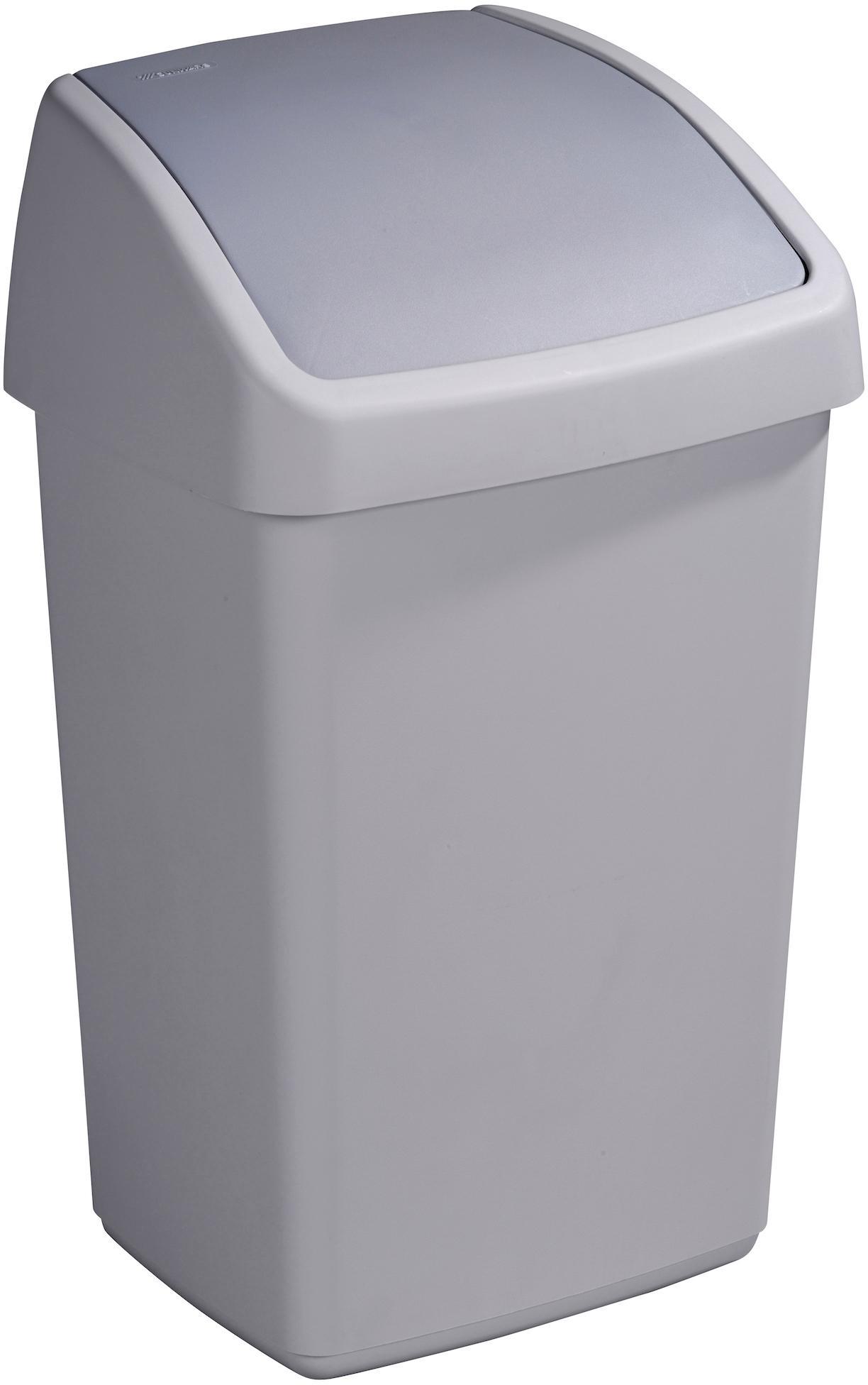 Sunware Mülleimer ´´Delta´´ | Küche und Esszimmer > Küchen-Zubehör > Mülleimer | Grau | Sunware