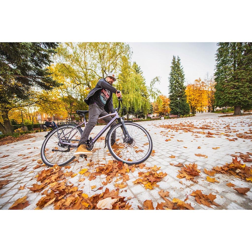 SIGN Trekkingrad, 7 Gang, Shimano, NEXUS SG-C3001-7D für Scheibenbremse Schaltwerk