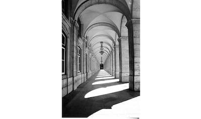 Reinders! Poster »Säulenportal Gebäude - Fotografie - Kunst«, (1 St.) kaufen