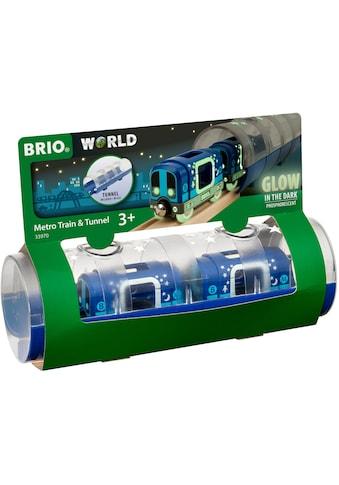 """BRIO® Spielzeug - Zug """"BRIO® WORLD Tunnelbox U - Bahn"""" kaufen"""