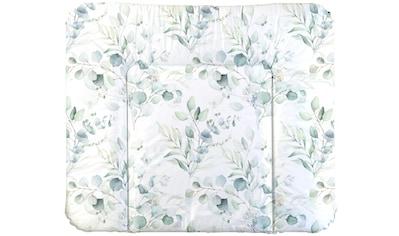 Rotho Babydesign Wickelauflage »Natural Leaves«, Made in Europe kaufen